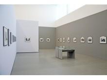 """Blick in die Ausstellung """"Gehaltene Zeit"""" im Museum der bildenden Künste Leipzig"""