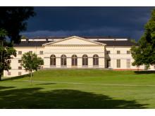 Drottningholms Slottsteater exteriör