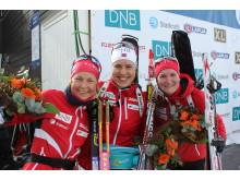 Vinnere sprint kvinner, NM 2016