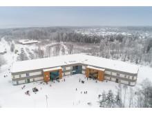 LINK arkitektur Bjørlien Skole