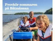 BÅTMÄSSAN DEN 4-12 FEBRUARI PÅ SVENSKA MÄSSAN I GÖTEBORG