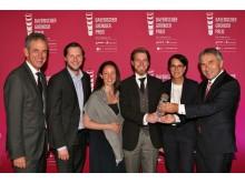 Preisträger TimeRide des Bayerischen Gründerpreises
