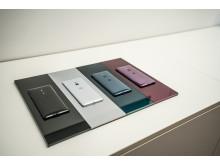 Xperia XZ3 Colour Plates