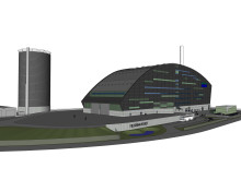 Filbornaverket - Arkitektskiss 3