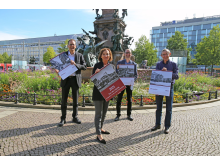 Präsentation Historischer Leipzig Kalender 2021