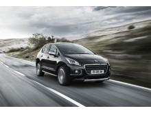 #KickItToBrazil Peugeot 3008 official car