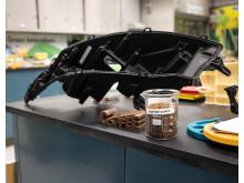 Ford tryller kaffe om til bildele