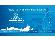 Port of Naantali
