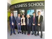 Helix Arts at Newcastle Business School