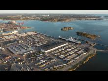 Alvsborgshamnen roro