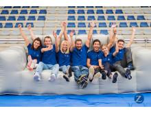 Junge Olympiahoffnungen des Zurich Sports Team