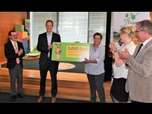 Kinderbibliothekspreis Stegaurach (Oberfranken)