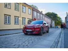 Mustang Mach-E Norge 2020