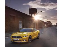 Nye Ford Mustang lanseres for første gang i Europa i 2015