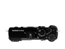 FUJIFILM X-Pro3 black top