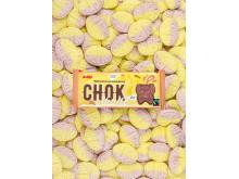 Chokskalle Banan/Kola 100 g