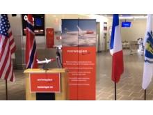 Välkommen Norwegian
