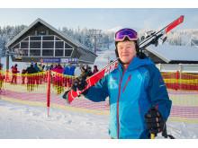 Bo Halvardsson, daglig leder i Skistar Trysil