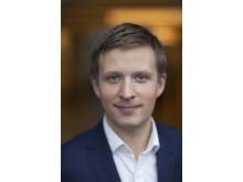 Kristoffer Örstadius, nominerad till Stora Journalistpriset 2017