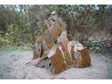 Gömstället (skulptur 2/3) etapp 2