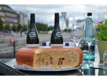 18 Jahre alten Käse gibt es für die mutigen Käseliebhaber