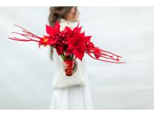 Buketter för bröllop