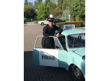 PC James Robinson
