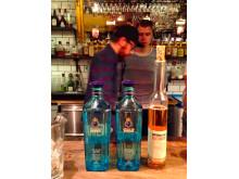 Brännland Iscider och Star of Bombay Gin