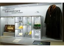 Zustimmung zur Luxussteuer im Zeitgeschichtlichen Forum Leipzig