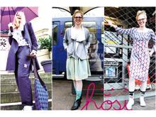 Auch die Essener Designerin ist mit  ihrem hösi-Label dabei im Pop-Up-Store in Wuppertal