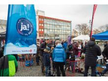 Byttehelgen-arrangement i regi av Norges Skiforbund Langrenn og SpareBank 1