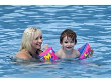 Schwimmenlernen ist lebenswichtig