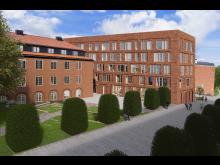 Miljöbyggnad - ABE-skolan KTH
