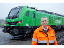 Bengt Fors VD Green Cargo Norge MBR-201209-00628