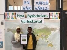 Nya Rydsskolan stolta elever