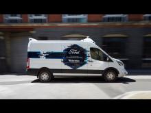 Ford a Hermes zkoumají budoucnost doručování
