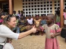 SOS Barnbyar i Togo