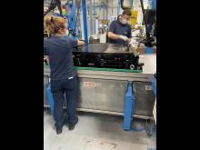 Valencia fabrikk batteriproduksjon 2021