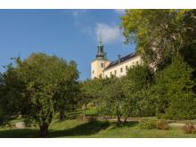 Tyresö slott från parken, foto Peter Segemark, Nordiska museet