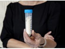 Prebiotika av skogs- och havsrester tillverkas vid Lueå tekniska universitet