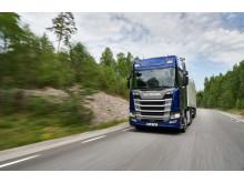 Scania R 540, neuer 13-Liter-Motor von Scania