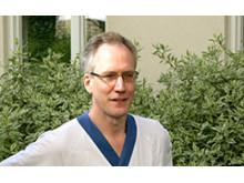 Erik Normann, chef neonalavdelningen Akademiska barnsjukhuset