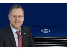 Per Gunnar Berg,  Adm. dir. Ford Motor Norge