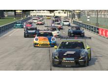 The 'Porsche TAG Heuer Esports Supercup' is Porsche's most important virtual racing series
