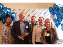 Hylte finalister i Kranvattentävlingen 2015
