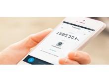 Mobilepay Invoice gør det nemt at betale enkeltfakturaer direkte på mobilen