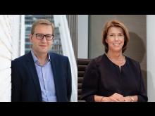 Michel Vanderstraeten en Karin Van De Velde
