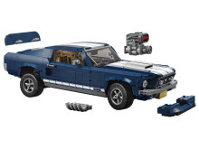 Lego Ford Mustang Fastback 1967 2019