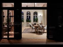 Bergen Børs Hotel, Restaurant