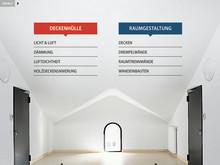 """Das eMagazine """"Dachausbau"""" stellt gelungene Ausbauten sowie zeitgemäße Techniken und Konstruktionen zum Dachausbau vor."""